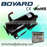 zhejiang boyard r404a r449a 2hp freezer compressor replace lg refrigerator compressor for food display