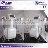 Supersonic operation system Professional Ultrasounic wave heat fat burn weight loss vacuum slimming