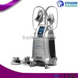 2017 low price 4 handles cryo beauty machine !! factory price 2017 cellulite freeze cryo for fat reduction