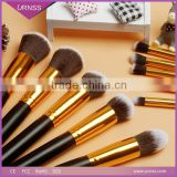 Whoelsae canister makeup brush tree makeup brush cleaning glove