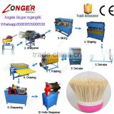 Factory Supply Toothpick Production Line with CE Certificate
