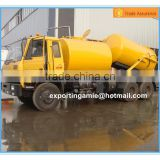 6x4 Dongfeng 240hp 12tons drain cleaning truck