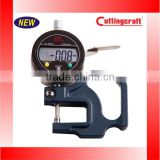 Highly Precise Thickness Gages for Paper, Film, Wire, Texture, Leather