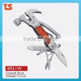 2014 new Hand tool set/Multi hammer with plie( 8921W )