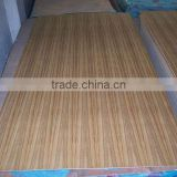 red teak veneer plywood