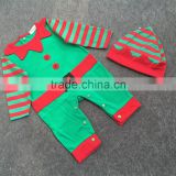 Adorable infant baby boy christmas clothes with high quality cotton holiday costumes christmas clothes for Cute baby wear