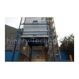 Industrial Elevators and Lifts Cage Hoists , Passenger and Material Hoisting Machinery 1600kg