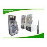 60MHZ Utility Bill Payment Kiosk , Self Service Payment Terminal For Hospital