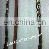 Western Leather Horse Breast Collar