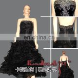 1000A1 Cleverish organza ceremony dress evening dress formal dress