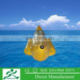 inflatable water games,inflatable flying fish banana boat,inflatable towable boat for sale FB29