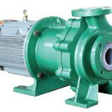 CQB-FT series  Magnetic sealless chemical pump