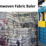 Nonwoven Fabric Baler Machine in Nonwoven Fabric Recycling