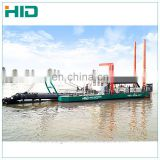 prices of dredger HID dredger 18 inch mini sand suction dredger