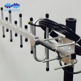 GSM 900-1800mhz 12dbi high gain gsm outdoor directional yagi antenna
