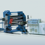 pp/pe plastic sheet extrusion machine line  PP PE panel sheet making line