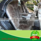 Cool design sheepskin car seat cushion