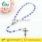 Catholic hang car rosary pendant