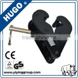 HDQS series double steel plate lifting clamps