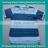 Nanchang Professional High Quality Brand Clothes Factory Export Goods for Trendy Men Polo Wear
