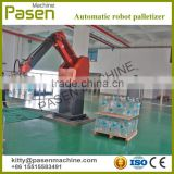 Palletizer robot for rice sack / 6 axis stacker and palletizer robots / 6 axis palletizing robot