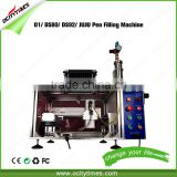 china manufacturer semi automatic capsule filling machine /cartridge filling robot machine /cigarette machine fresh choice