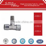 Tee TYPE CONNECTOR a16/Joint for Metal Tube