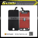 China supplier for iphone 5c Retina framed lcd assembly