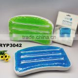 RYP3042 Massaging and cooling gel beads bath pillow