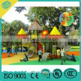 Children Outdoor Playground Houses, Playground Play System 02-A75