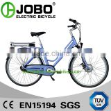 700C Women's City Bike Electric Dutch Bike Lady Chinese Bicycle JB-TDB26Z