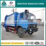 4000L 2 tons capacity garbage trucks, rear loader garbage trucks, garbage trucks