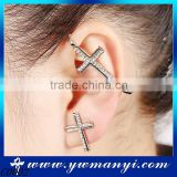 Wholesale factory no hole earring ear cuff for women