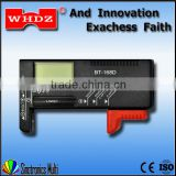 best Digital Battery tester whdz BT-168D