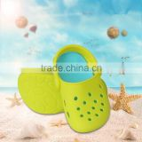Customized Design for Children Silicone Beach Slipper Garden shoes Slippers Garden shoes                                                                         Quality Choice                                                     Most Popular