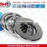 Hot Sale and High Precision Thrust Ball Bearings Single Direction Thrust Ball Bearings Axial Load Thrust Ball Bearings