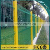 Folding Garden Fencing /Welded Wire Mesh Fence for Design/PVC Coated Fence for Trade Assurance (Factory)