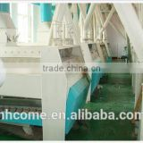 Low Price Automatic Maize Meal Milling Machine / Corn Flour Miller Machine with CE