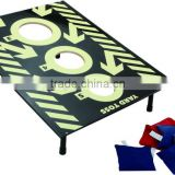 3 holes Table Beanbag Toss Game for kinds