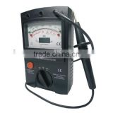 High voltage insulation tester Analog Insulation tester,Analog display and inner battery test MS5202