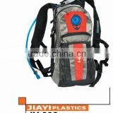 Wholesale hydration water bladder type fashion bicycle backpack bag