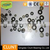 China splendid quality NTN dental miniature deep groove ball bearing R144 3.175*6.35*2.381mm