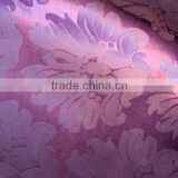 cotton/viscose velvet fabric with embossing pattern