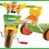 stroller bike ,baby trike ,plastic baby tricycle with colorful,EV wheels and good looking head shape