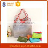 Polyester shopping bag folding shopping bag cheap nylon foldable shopping bag                                                                         Quality Choice