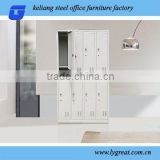 Changing room 6 door cheap gym metal locker cabinet
