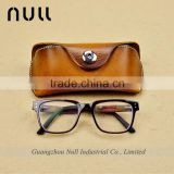 Popular fashion custom sun glasses wallet case