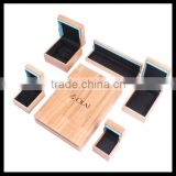 custom wooden packaging set, high quality wood jewelry boxes wholesale,lacquer wooden jewelry gift box                                                                         Quality Choice