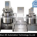 Industrial Emulsifier Electric/Steam Heating Cream Mixer Ointment Vacuum Homogenizing Blender