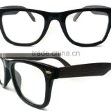 fashion plastic optical frame optical glass ball lens